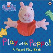 Peppa Pig : Play with Peppa Hand Puppet Book - Ladybird,