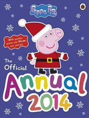Peppa Pig : The Official Annual 2014 - Ladybird,