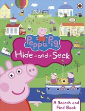 Peppa Pig : Peppa Hide and Seek : A Search and Find Book - Ladybird,