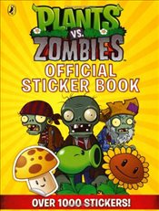 Plants vs. Zombies Official Sticker Book - Ladybird,