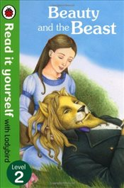 Beauty and the Beast : Read It Yourself With Ladybird : Level 2 - Ladybird,
