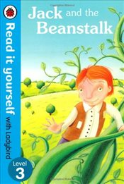 Jack and the Beanstalk : Read It Yourself With Ladybird : Level 3 - Ladybird,