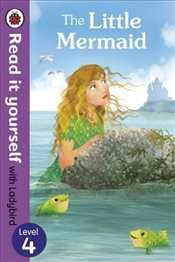 Little Mermaid : Read it yourself with Ladybird : Level 4 -