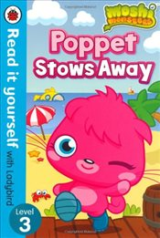 Moshi Monsters : Poppet Stows Away : Read It Yourself With Ladybird : Level 3 - Ladybird,