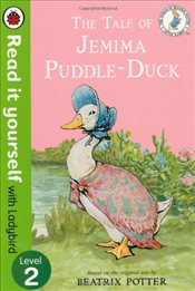 Tale of Jemima Puddle-Duck : Read It Yourself With Ladybird : Level 2 - Ladybird,
