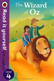 Wizard of Oz : Read It Yourself With Ladybird : Level 4 - Ladybird,
