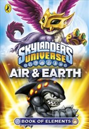 Skylanders Book of Elements : Air and Earth - Collective,