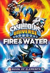 Skylanders Book of Elements : Fire and Water - Collective,