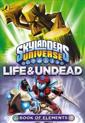Skylanders Book of Elements : Life and Undead - Collective,