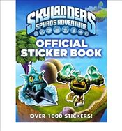 Skylanders Official Sticker Book : Meet the Skylanders - Collective,