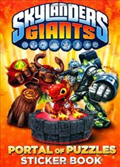 Skylanders Portal of Puzzles : Sticker Activity Book - Collective,