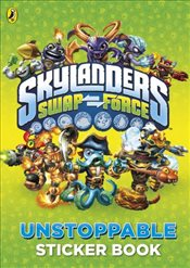 Skylanders SWAP Force : Unstoppable Sticker Activity Book - Collective,