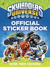 Skylanders Universe : Official Sticker Book - Collective,