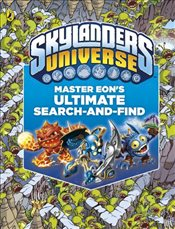 Skylanders : Master Eons Ultimate Search-and-Find - Collective,