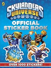 Skylanders : Official Sticker Book - Collective,