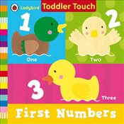 Ladybird Toddler Touch : First Numbers - Ladybird,