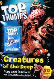 Top Trumps : Creatures of the Deep - Collective,