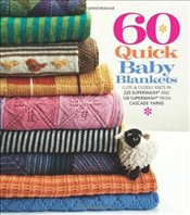 60 Quick Baby Blankets - Collective,
