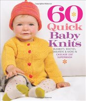 60 Quick Baby Knits  - Collective,