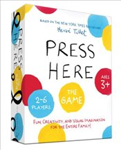Press Here Game - Tullet, Herve