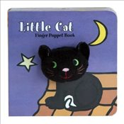 Little Cat : Finger Puppet Book - Van Der Put, Klaartje