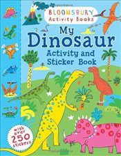 My Dinosaur Activity and Sticker Book  - Collective,