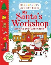 My Santas Workshop Activity and Sticker Book - Collective,