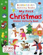 My First Christmas Sticker Activity Book - Collective,