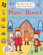My Puss In Boots Sticker Scenes - Collective,