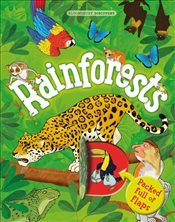 Bloomsbury Discovery : Rainforests - Collective,