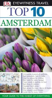 Amsterdam : DK Eyewitness Top 10 Travel Guide - Duncan, Fiona