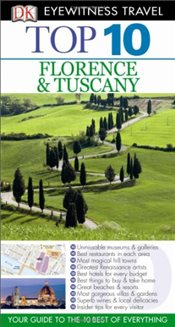 Florence and Tuscany : DK Eyewitness Top 10 Travel Guide - Bramblett, Reid