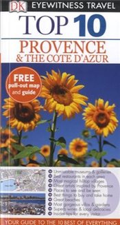 Provence and the Cote dAzur : DK Eyewitness Top 10 Travel Guide - Gauldie, Robin