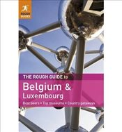 Rough Guide to Belgium & Luxembourg - Dunford, Martin