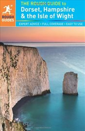 Rough Guide to Dorset, Hampshire & the Isle of Wight - Tomlin, Amanda