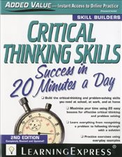 Critical Thinking Skills Success in 20 Minutes a Day - Collective,