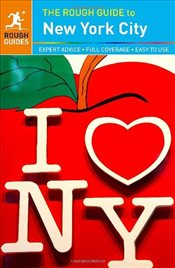 Rough Guide to New York City - Dunford, Martin