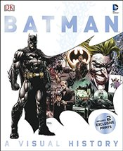 Batman Year by Year : A Visual Chronicle - Manning, Matthew K.