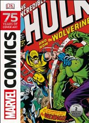 Marvel Comics 75 Years Of Cover Art -