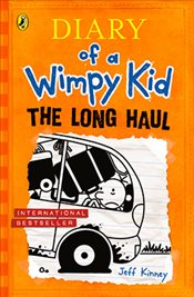Diary of a Wimpy Kid 09 : The Long Haul - Kinney, Jeff