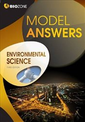 Environmental Science Model Answers - Greenwood, Tracey