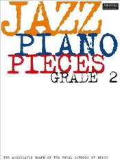 Jazz Piano Pieces : Grade 2 - ABRSM,