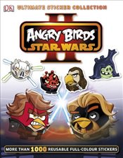 Angry Birds Star Wars II Ultimate Sticker Collection - DK,