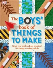 Boys Book of Things to Make - DK,