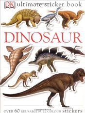 Dinosaur Ultimate Sticker Book - DK,