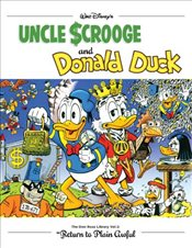Walt Disneys Uncle Scrooge and Donald Duck : Return to Plain Awful :  The Don Rosa Library Vol. 2 - Rosa, Don