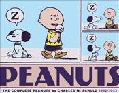 Complete Peanuts 1953-1954 - Schulz, Charles M.