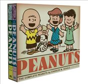 Complete Peanuts 1950-1954 Gift Box Set - Schulz, Charles M.
