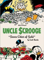 Walt Disneys Uncle Scrooge : The Seven Cities of Gold - Barks, Carl