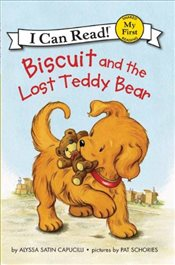 Biscuit and the Lost Teddy Bear (I Can Read – Shared My First Reading) - Capucilli, Alyssa Satin